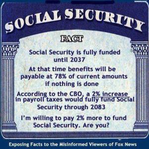 What Social Security Is