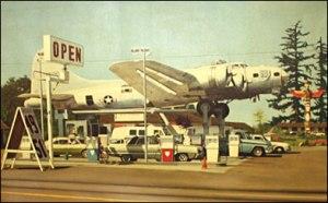 Bomber in Milwaukee Oregon