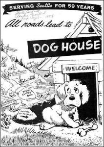 Bob Murray's Doghouse off Old 99