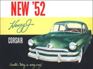 The Henry J. All State sold by Sears-Roebuck