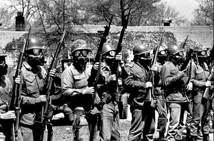 Kent State, May 4, 1970... Operation Garden Plot