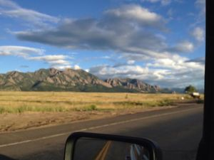 Love my commute is what Rob posted. This the type of scenery he sees when he comes down the mountain