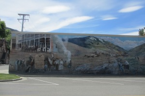 The Mural in Canyon City