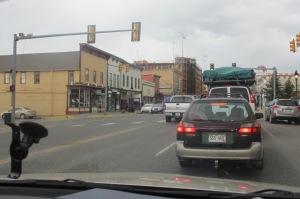 Leadville's Harrison Street