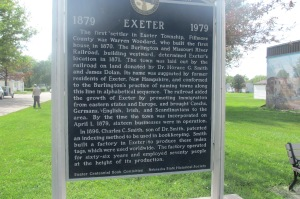 The story of Exeter