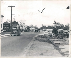 Warren Ave in Detroit before the war