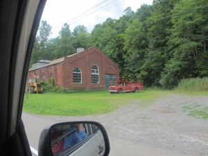 Leaving Cortland we came across one more old fire truck, I just pass them up
